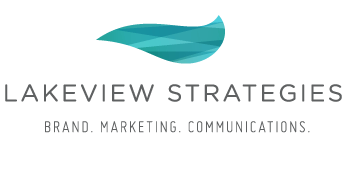 Lakeview Strategies. Brand. Marketing. Communications